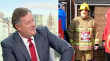 Piers Morgan slams decision to ban Fireman Sam, calls it 'tripe nonsense'