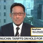 Reyl's Liew Sees U.S.-China Trade Tensions Getting 'Ironed Out'