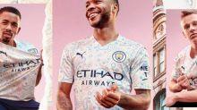 Foot - ANG - City - Un maillot third inspiré de la mode et de la musique pour Manchester City