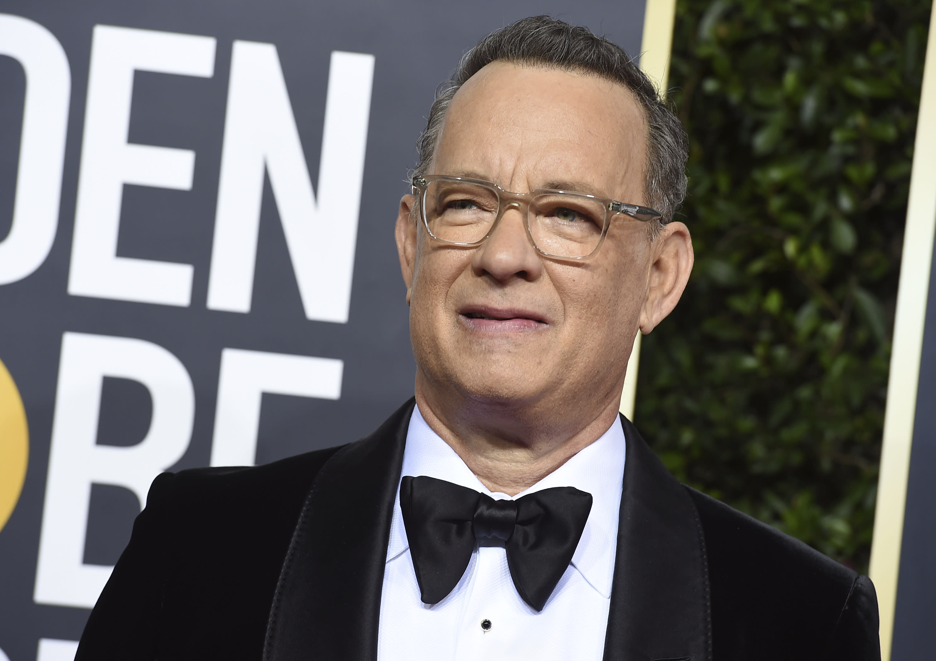Tom Hanks wants you to know that he's not out there endorsing CBD products