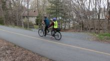 Councillor wants signs to help curb the noise on municipal trails