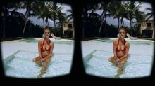 Sports Illustrated lets swimsuit issue fans meet the models in virtual reality