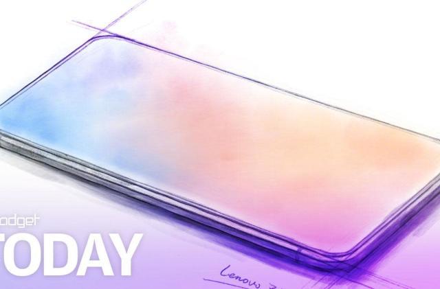 Lenovo teases a true all-screen phone