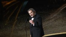 Oscars 2020: Joaquin Phoenix admits he's 'hard to work with' in epic Best Actor Oscar speech