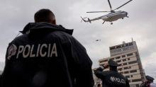 Albanian police arrest an Islamist sought by Italy