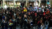 Australia says mass Black Lives Matter protests 'unreasonable' because of coronavirus