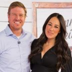 Chip and Joanna Gaines Just Bought a 13-Foot Christmas Tree: 'That Ladder Is Not Gonna Cut It'