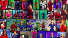Eine Meteorologin traute sich nicht, dieses beliebte Kleid zu tragen – bis jetzt