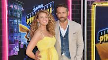 Blake Lively reveals surprise third pregnancy on red carpet