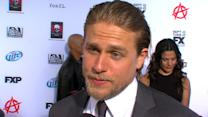 Charlie Hunnam Discusses 'Sons Of Anarchy' Season 6