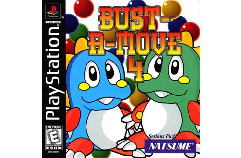 Bust-A-Move 4 on the PlayStation Network this spring