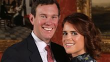 Princess Eugenie Shared an Unseen Photo from the Day She Got Proposed To!