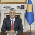 Kosovo's Thaci strongly denies committing any war crimes