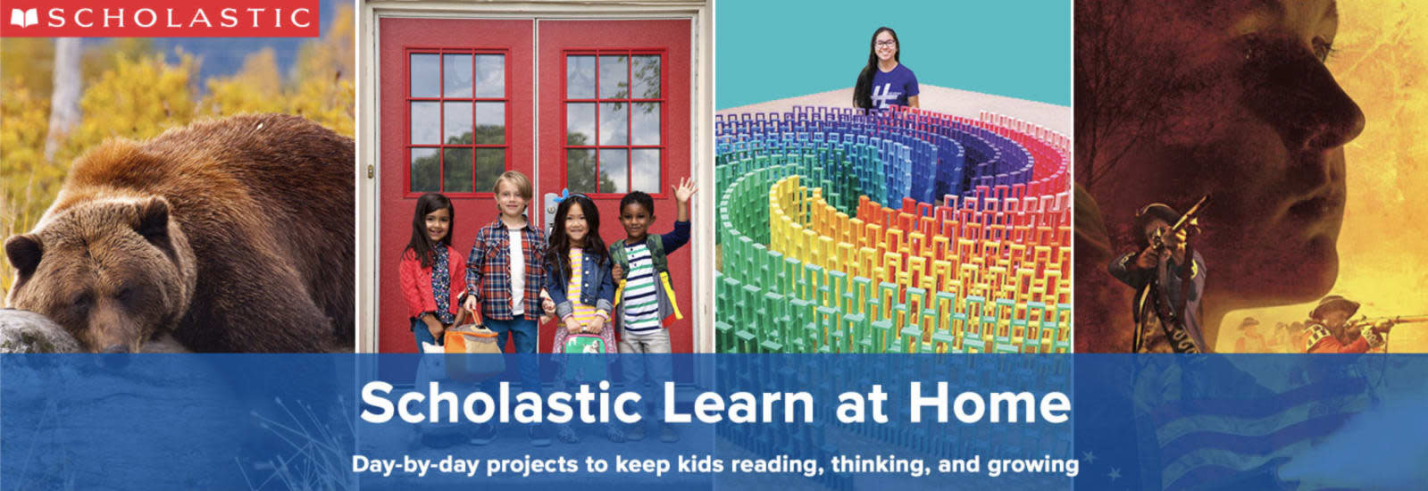 Scholastic Learn at Home