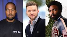 'ALL MEN?': Twitter reacts to the reported Coachella lineup of Kanye West, Justin Timberlake, and Childish Gambino