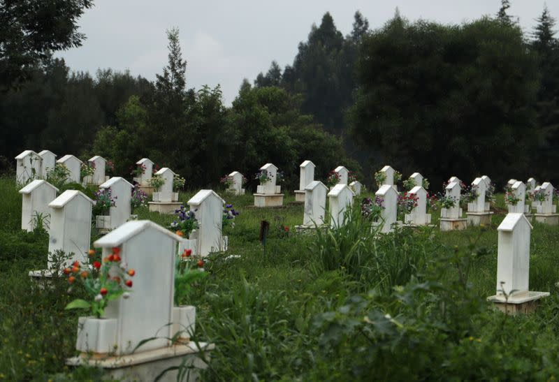 The spread of the coronavirus disease (COVID-19) in Addis Ababa