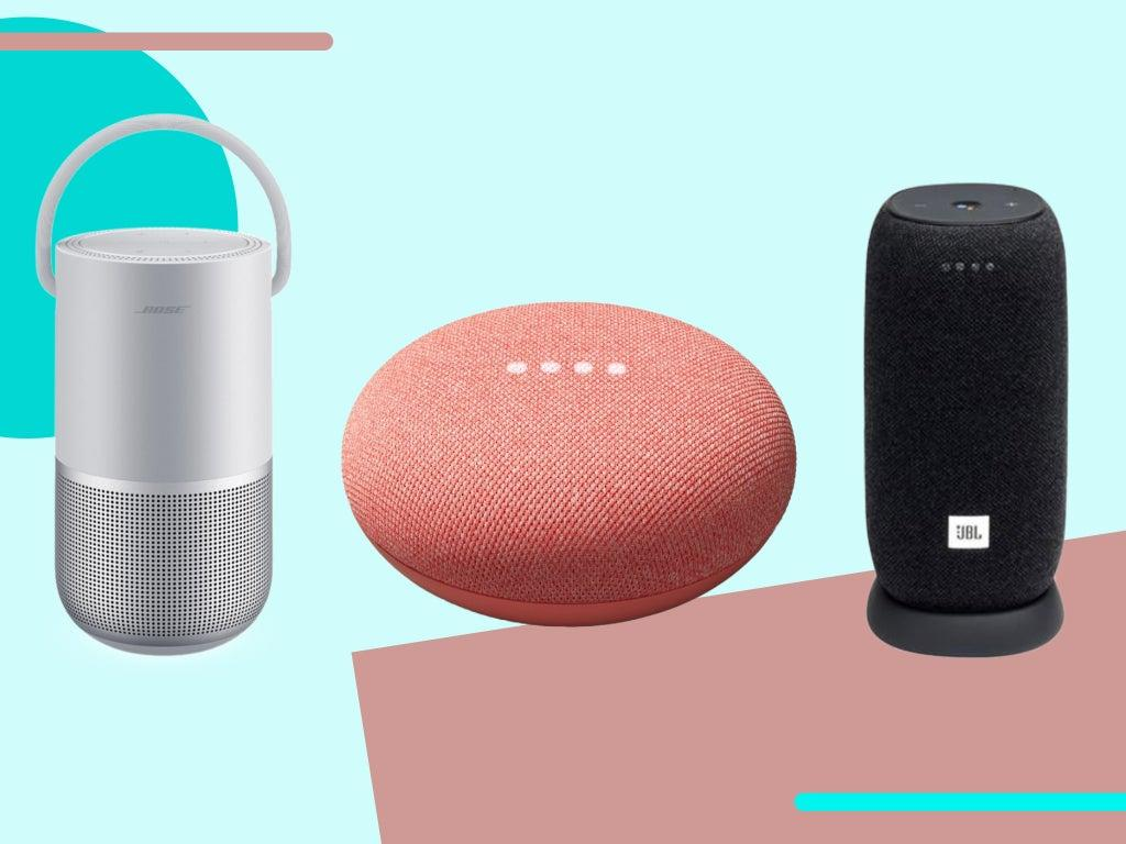 11 best smart speakers for virtual assistance at home and on the go
