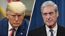 Trump claims without evidence Mueller 'terminated' FBI texts: 'That's a crime'