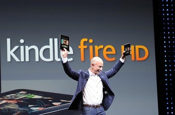 Amazon's Kindle Fire, Kindle Fire HD arriving in the UK October 25th, starting at £129