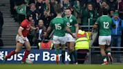 Six Nations: Ireland see off Wales in Dublin thriller