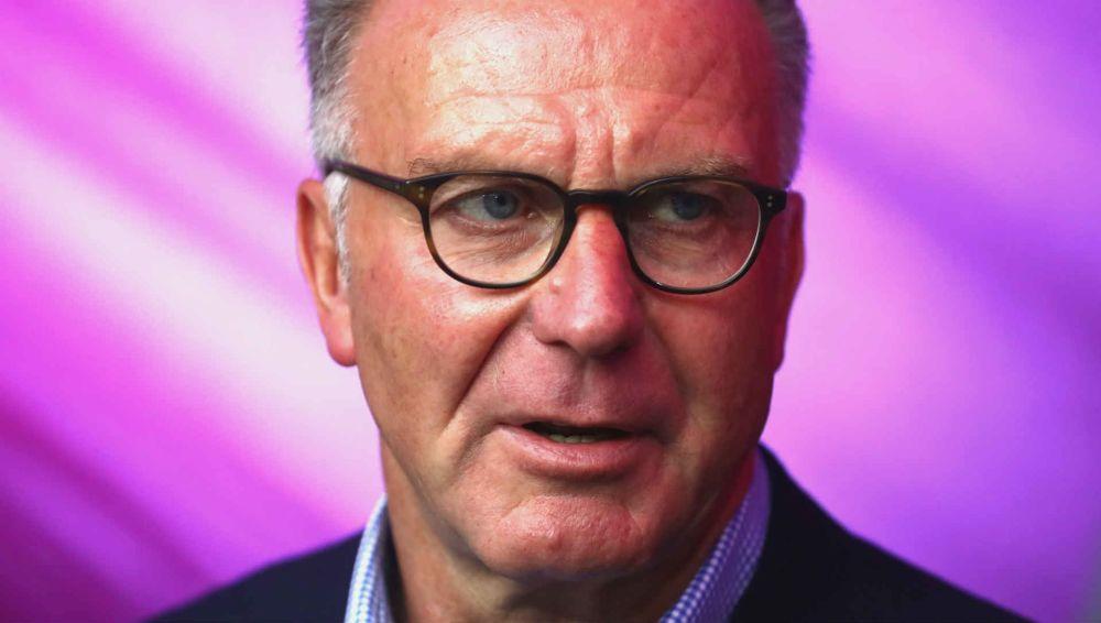 Rummenigge: Bayern wurde beschissen
