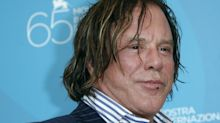 Mickey Rourke, 64, says he's in talks with Golden Boy to fight in 2017