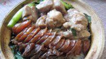 【食譜】臘腸排骨煲仔飯