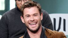 Chris Hemsworth Rocks Out to Miley Cyrus With His Kids and It's Life-Changing -- Watch!