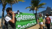 Threatened Amazon reserve already being mined: Greenpeace