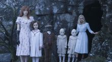 Backlash erupts over Tim Burton's defence of white cast in Miss Peregrine