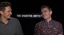 James Franco and 'The Disaster Artist' stars explain the weirdness of 'The Room,' implore you not to watch it alone