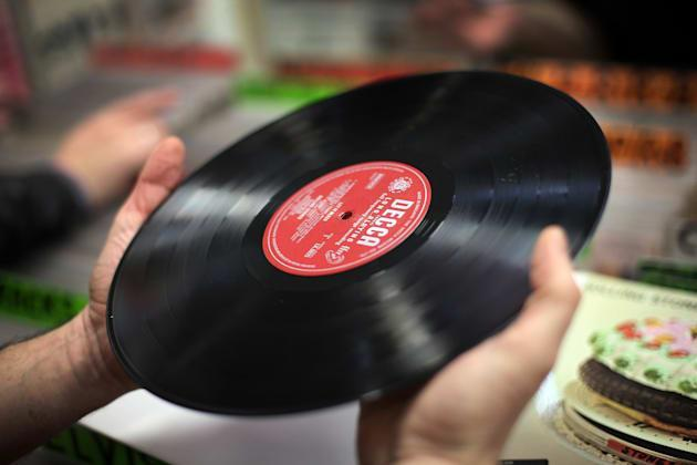 Vinyl is back, and now it has its own UK top 40