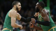 New 1-on-1 video of Celtics stars Jayson Tatum and Jaylen Brown is awesome