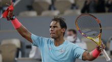 Straight-sets win for Rafael Nadal as he starts quest for 13th French Open title