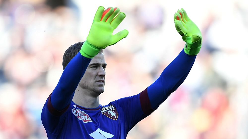 Torino want Joe Hart on loan for another season