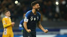 Giroud set on breaking France records as he targets Platini goal tally