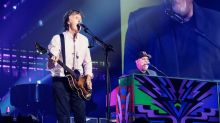 Watch Paul McCartney, Billy Joel Play Beatles' 'Birthday,' 'Get Back'