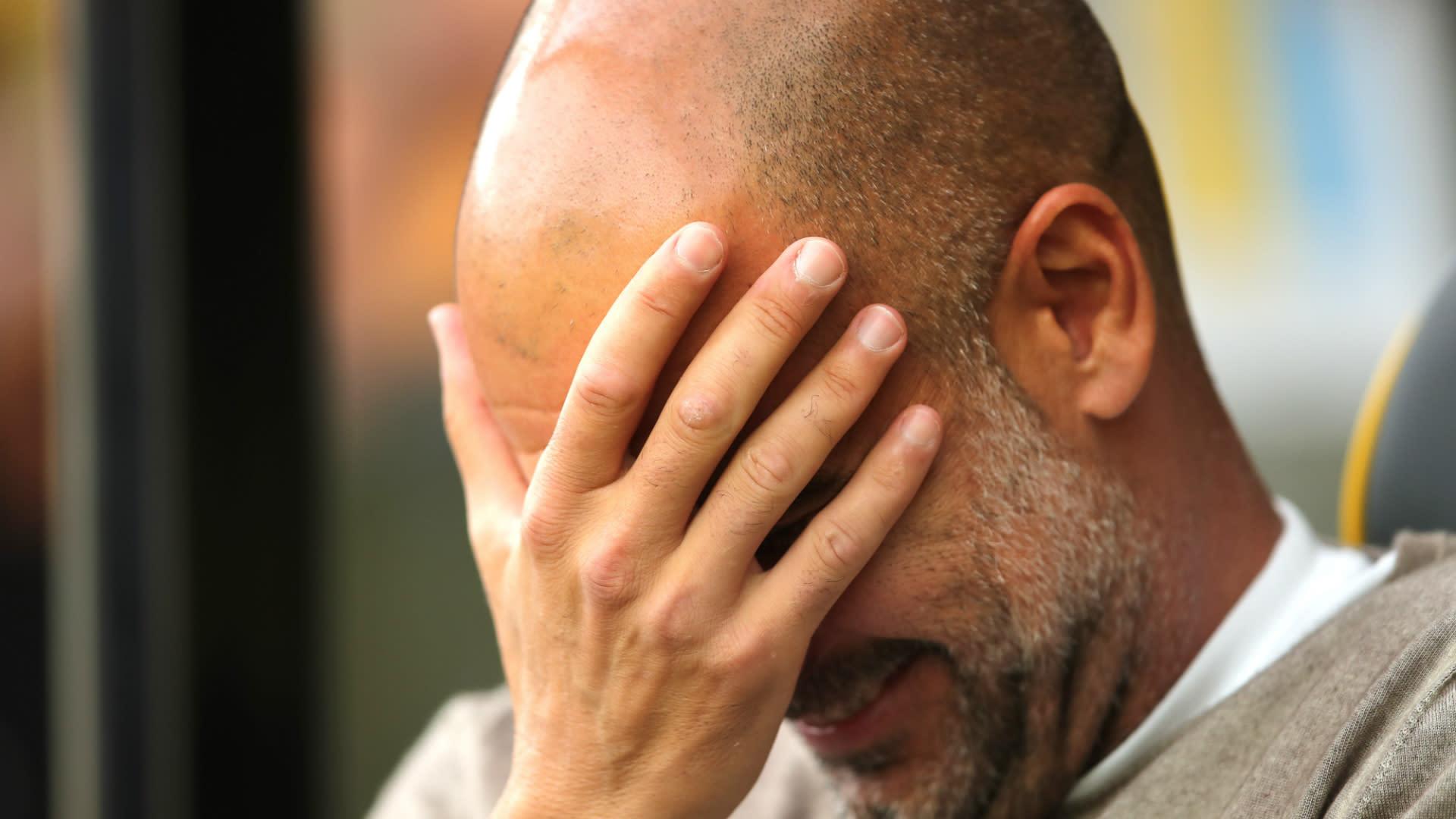 Guardiola defiant over defensive reinforcements despite Man City's set-piece woes