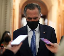 """Romney """"doing better"""" after fall knocked him unconscious"""