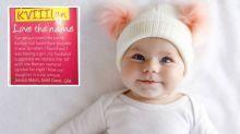 'Cruel' baby name sparks debate