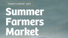 DaVita's Summer Farmers Market Cookbook Provides Kidney-Friendly, Delicious Recipes