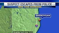 Sheboygan Man Escapes In County Truck