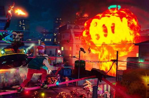 Sunset Overdrive sale for Gold members, new achievements