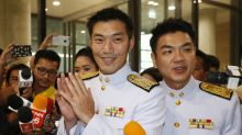 Dissolved Thai party leaders decry possible legal charges