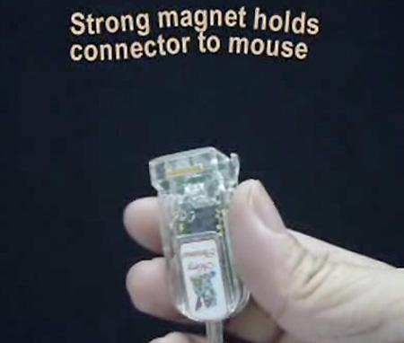 Video: Z-Nano Mouse is world's smallest and most absurd