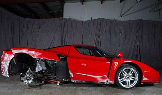 Bargain Ferrari Enzo For Sale May Need Some Minor Buffing