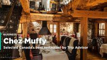 Canada's best restaurant