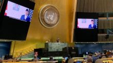 UNGA75: Nepal PM pushes for convention on international terrorism