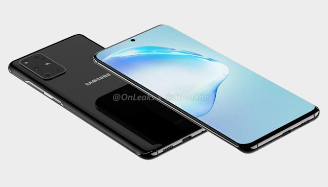 Samsung Galaxy S11 renders show an even more complicated camera array