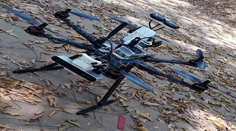 IIT-Madras students' Eye in the Sky, artificial intelligence-powered drone to detect humans in disasters